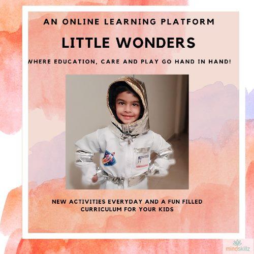 Little Wonders poster