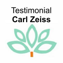 Testimonials – Carl Zeiss