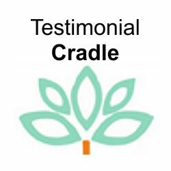 Testimonials – Cradle